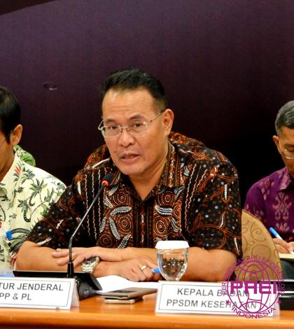 Dirjen P2P Kemenkes RI, Dr. H. M. Subuh, MPPM,