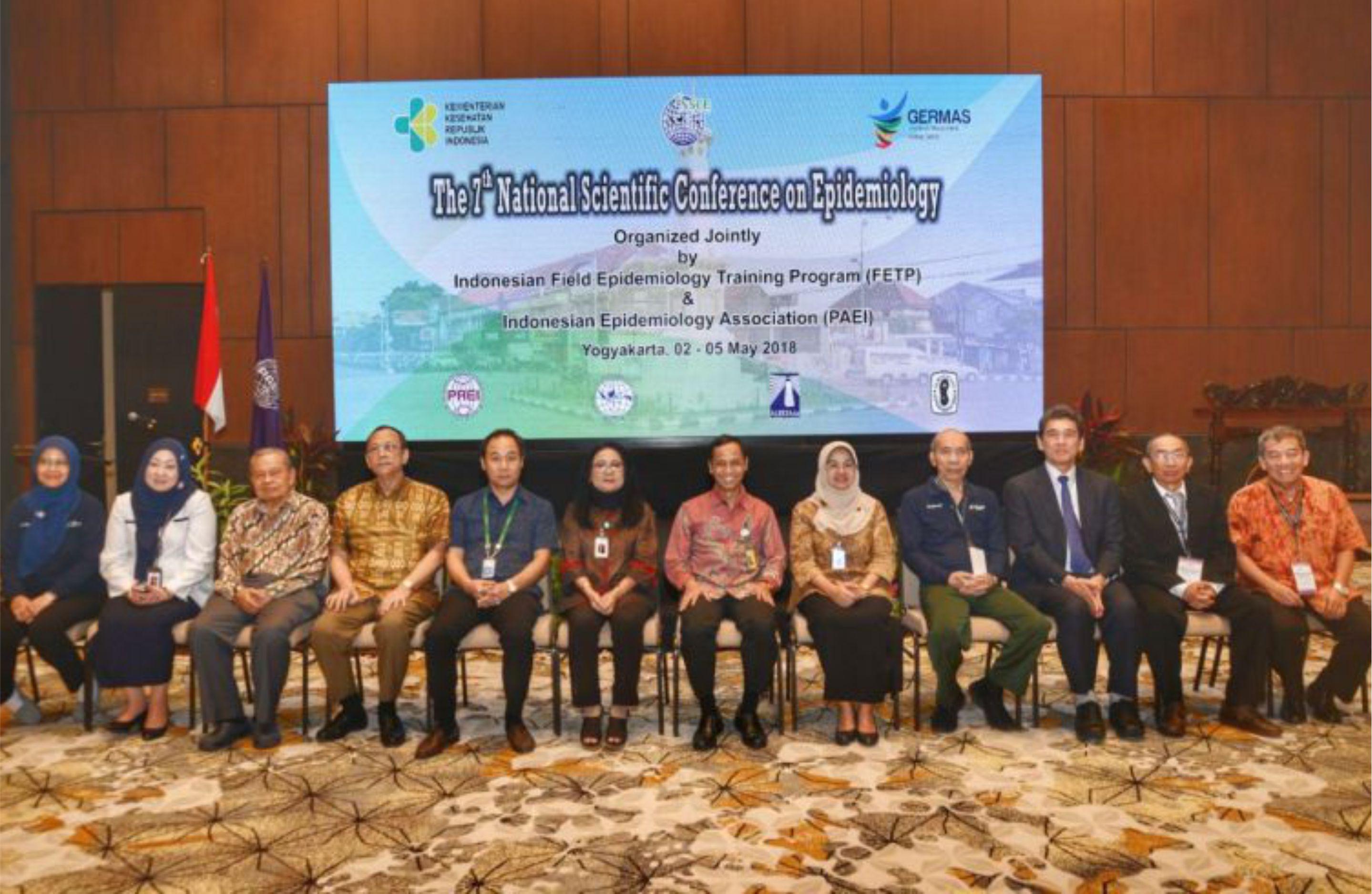 Pertemuan Ilmiah Epidemiologi Nasional (PIEN) Ke-7