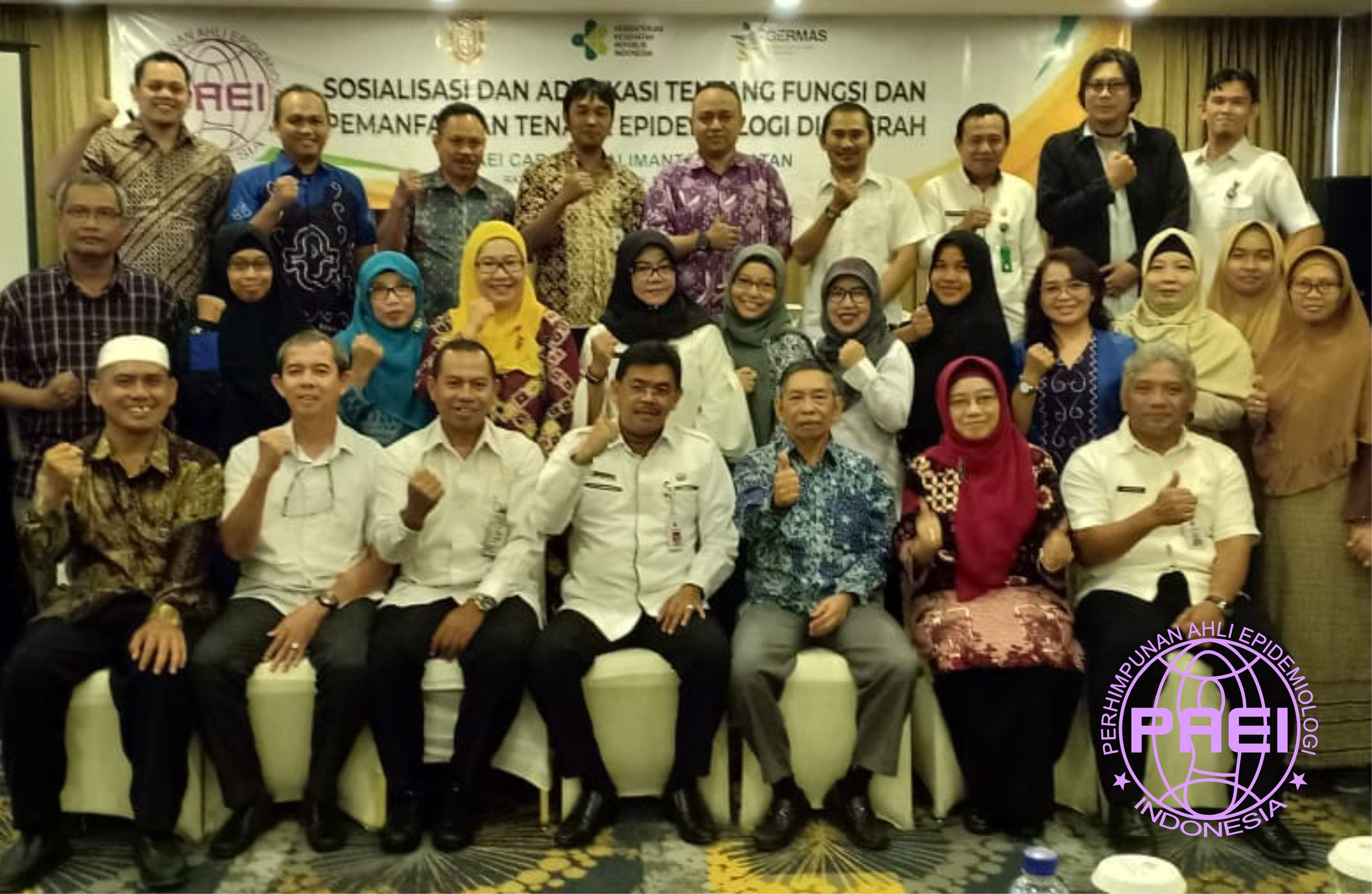 Perhimpunan Ahli Epidemiologi Kalsel