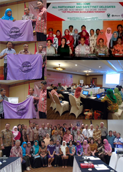 Susunan Pengurus PAEI Cabang Riau