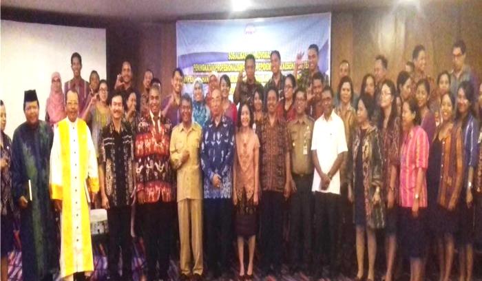 Untuk Mencegah Penyebaran Penyakit Menular, PAEI Provinsi NTT Di Kukuhkan