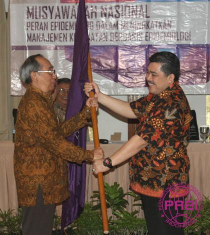 DR. Dr. Hariadi Wibisono, MPH, Kembali Menjadi Ketua Umum PAEI