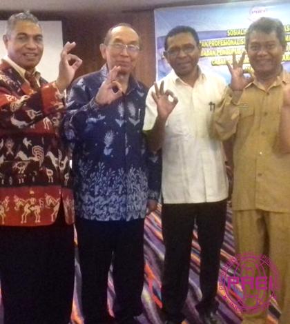 """Hariadi Wibisono: """"Tugas Utama PAEI adalah Pencegahan Berkembangnya Penyakit Menular"""""""