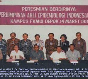 Selamat Hari Ulang Tahun Perhimpunan Ahli Epidemiologi Indonesia ke-29